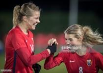 Norway 1-0 England: Hegerbergs sink Lionesses