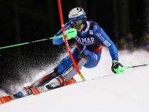 Sci Alpino - Madonna di Campiglio, slalom speciale uomini 2° manche: Kristoffersen da spettacolo! Gross sul podio
