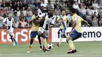 Em sua primeira participação em UEL, Heracles pressiona, mas sofre empate do Arouca no fim