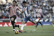 Reparto de puntos en Cornellà entre el Espanyol y el Athletic