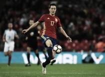 """Ander Herrera: """"La camiseta la enmarcaré, como todas las del debut"""""""