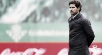"""Víctor Sánchez del Amo: """"Tenemosque regalarles una victoria a nuestra gente contra el eterno rival"""""""