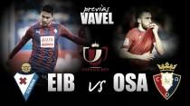 Eibar – Osasuna: cuartos históricos