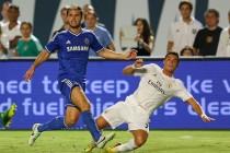 El Real Madrid comienza a carburar