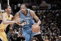 Los Angeles Lakers vs Oklahoma City Thunder, NBA en vivo y en directo online