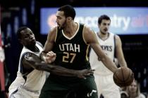La NBA multa con 25.000 dolares a Rudy Gobert