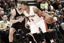 El Raptors - Nets abre los Playoffs 2014