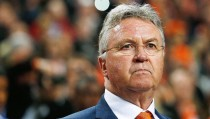 "Hiddink: ""Al final merecimos llevarnos un punto"""