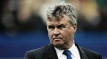 Hiddink prepares for battle