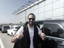Juventus, Higuain è arrivato a Torino. Prossima tappa il JMedical