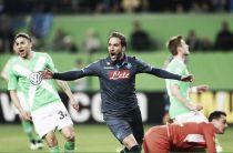Risultato Wolfsburg vs Napoli di Europa League 2015 (1-4)