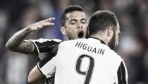 Juventus, Higuain e Dani Alves pronti al rientro anticipato