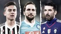 Buffon, Dybala e Higuaín, los candidatos para el Balón de Oro