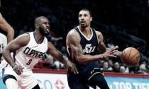 La vuelta de Gobert y un Joe Johnson de otra época indigestan a los Clippers