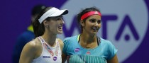 The Daily Doubles: Hingis-Mirza Win 38th Straight Match