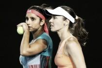 WTA Finals 2016. Dobles: Hingis y Mirza vuelven para defender su cetro