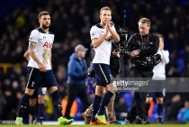 """Harry Kane urges team-mates to """"push Chelsea all the way"""""""