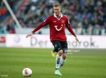 Hannover defender André Hoffmann seals loan move to Fortuna Düsseldorf