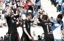 Il Bayern torna a sorridere, due gol all'Hoffenheim in attesa del Porto