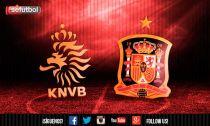 España y Holanda vivirán su reencuentro
