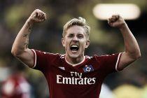 Lewis Holtby, nuevo jugador del Hamburgo