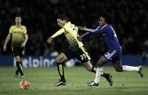 Jose Holebas says side are happy with point against Chelsea