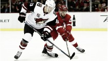 Arizona Coyotes shoot down Detroit Red Wings