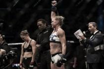 UFC 193: Holly Holm shocks Ronda Rousey in huge upset