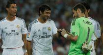 """Raúl: """"Creo que hay que darle las gracias a Ancelotti por el gran trabajo que ha hecho"""""""