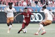 Toronto FC se conforma con un empate ante el Houston Dynamo
