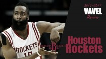 2016-17 NBA Season Review: Houston Rockets