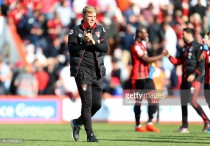 "Eddie Howe relishing ""toughest match of the season"" against Spurs"