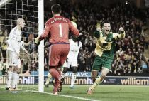 El Norwich golpea primero y gana