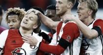 El Feyenoord deja claro quién manda en Rotterdam