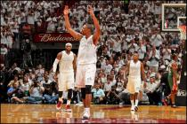 Le Heat étouffe les Bucks