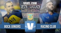 Resultado Boca Juniors vs Racing (4-2)