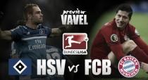 Hamburger SV vs Bayern Munich Preview: The curtain raises on the Rückrunde