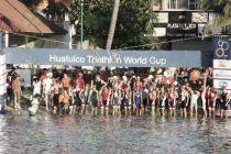 Ya está en puerta la Copa del Mundo de Triatlón Huatulco 2015