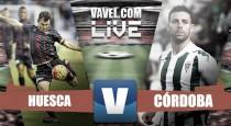 El Huesca saca los colores al equipo de José Luis Oltra