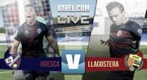 En vivo: Huesca vs Llagostera online en Segunda División 2016
