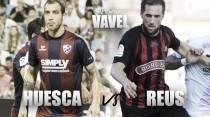 SD Huesca - Reus Deportiu: confirmar las expectativas