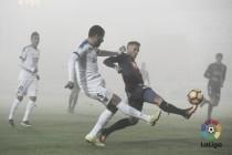 Dolorosa derrota bajo la niebla del Alcoraz