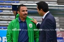 """Víctor Mora: """"Estamos pagando el primer torneo en esta división"""""""