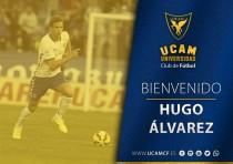 Hugo Álvarez, segundo fichaje universitario