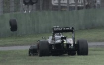 Hulkenberg, sancionado con tres posiciones por perder su rueda en la Q2