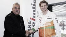Nico Hülkenberg regresa a Force India en 2014