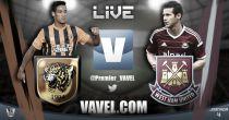 Hull City vs West Ham United en vivo y en directo online