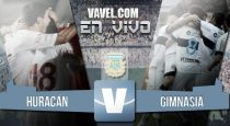 Huracán vs Gimnasia y Esgrima La Plata en vivo y en directo online