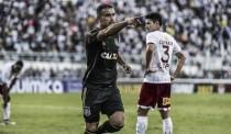 Corinthians oficializa desistência na contratação do atacante William Pottker