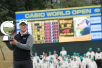 Jung-Gon Hwang Wins Casio World Open